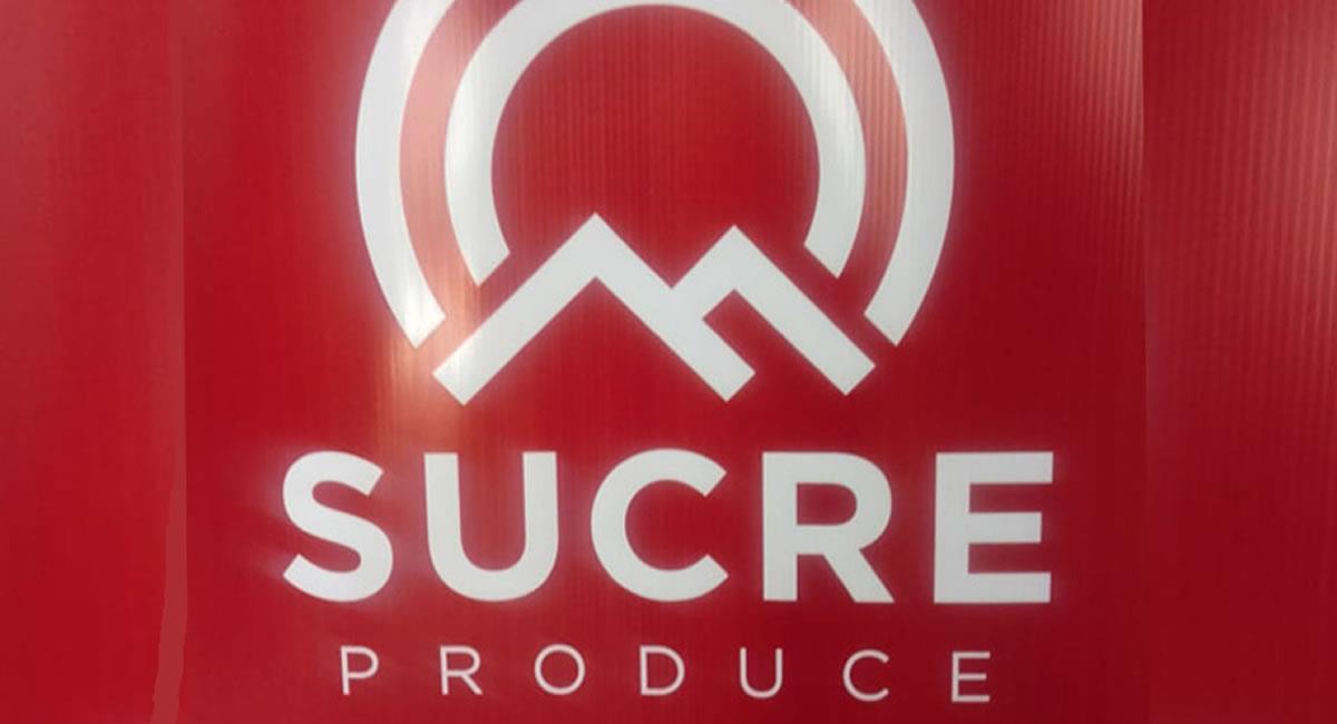 Marca colectiva 'Sucre Produce'. Foto: ABI