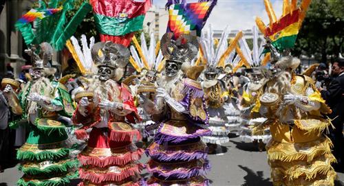 Culturas analizará la realización de las entradas del Carnaval y Gran Poder 2021