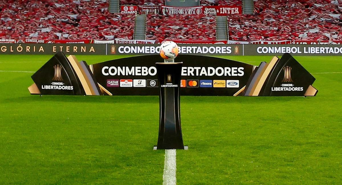 Escenario protagonista de los Octavos de Final de la Libertadores. Foto: Twitter @Libertadores