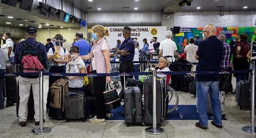 Venezuela autoriza vuelos comerciales a Bolivia y Rusia