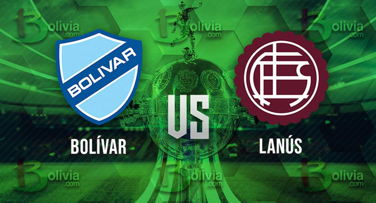 Previa Bolívar vs Lanús Copa Sudamericana. Foto: Interlatin