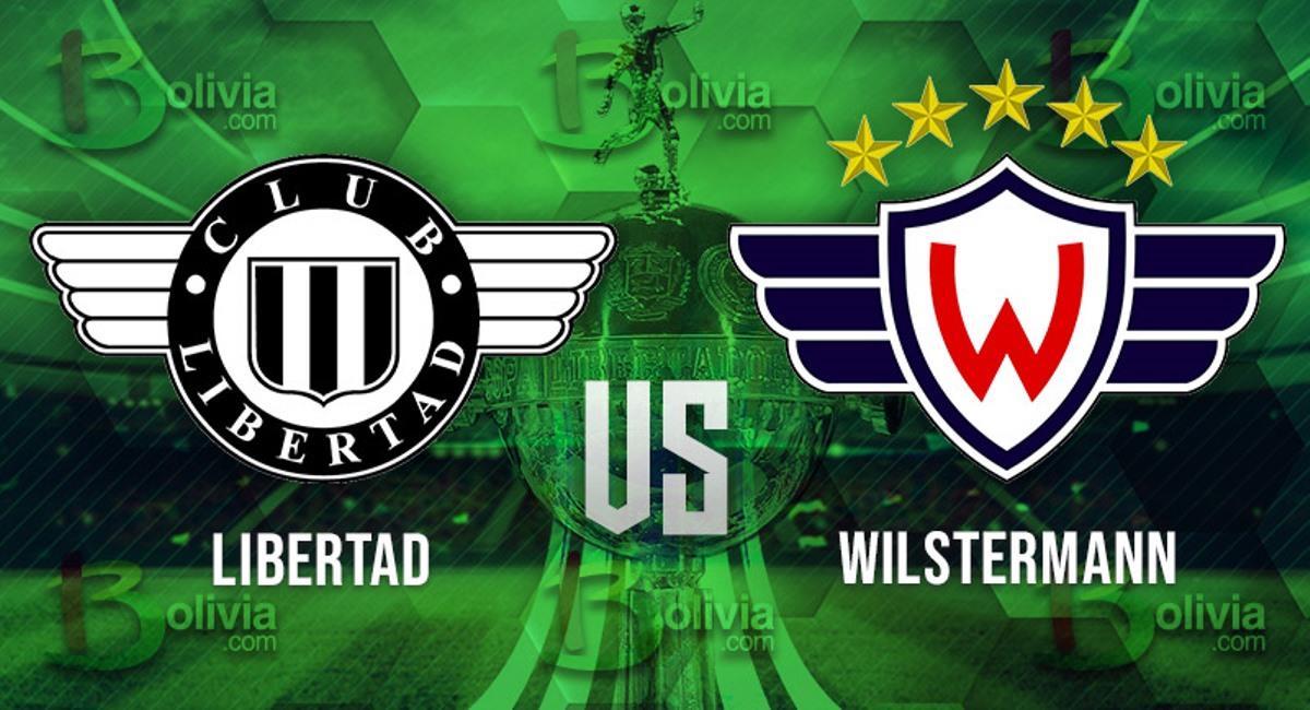 Libertad vs Wilstermann