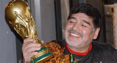 Bolivia siente la muerte del mito del fútbol Diego Armando Maradona