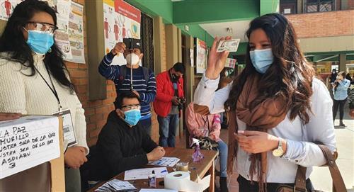 Las elecciones no aumentaron los casos de covid-19 en Bolivia