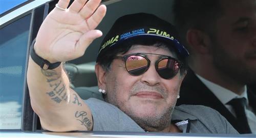 Maradona, el aliado de Bolivia que defendió su derecho a jugar en la altura