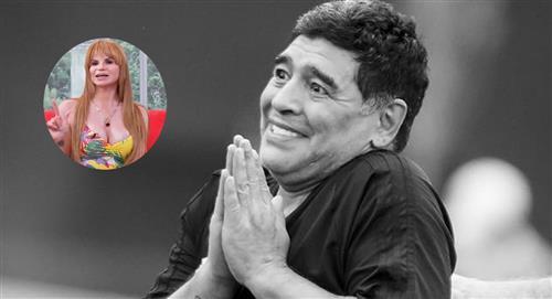 Mhoni Vidente, la astróloga que predijo en septiembre la muerte de Maradona