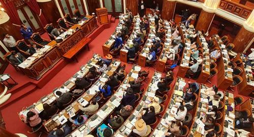Diputados aprueba proyecto de ley para la realización de las elecciones subnacionales