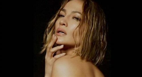 Jennifer López posa sin ropa para promocionar su nueva canción 'In The Morning'