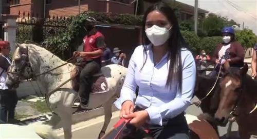 Cochabamba: Quillacollo ofrece un circuito turístico ecológico y cultural para recorrer a caballo