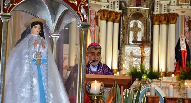 La festividad de la Virgen de Cotoca se celebrará sin romería
