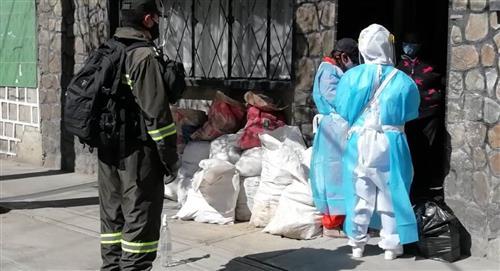 Bolivia registra un tercer caso de sarampión e inicia rastreo epidemiológico
