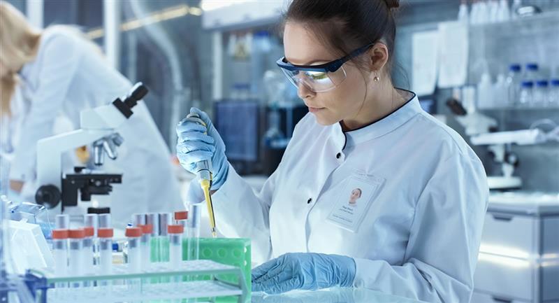 Está formado por una unidad del carbohidrato N-acetilgalactosamina y el aminoácido serina o treonina. Foto: Shutterstock