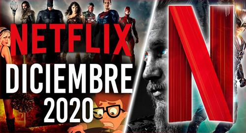 Estrenos de Netflix para diciembre 2020