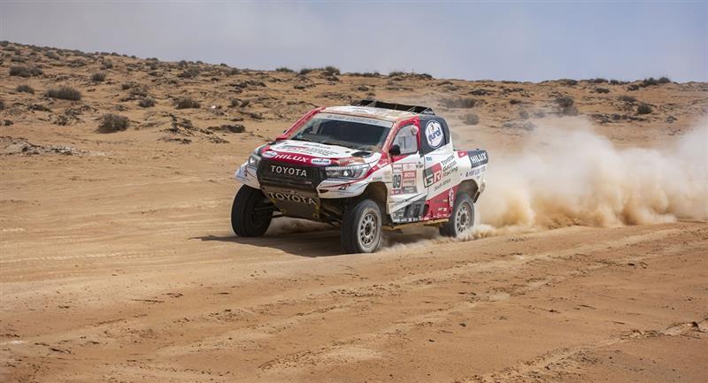 Doce etapas más un prólogo de 11 kilómetros componen el recorrido del Dakar 2021. Foto: Pixabay