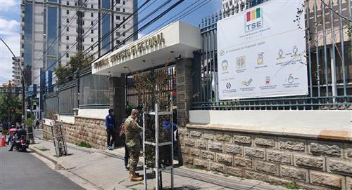 El TSE emite el reglamento de registro de alianzas políticas para elecciones subnacionales