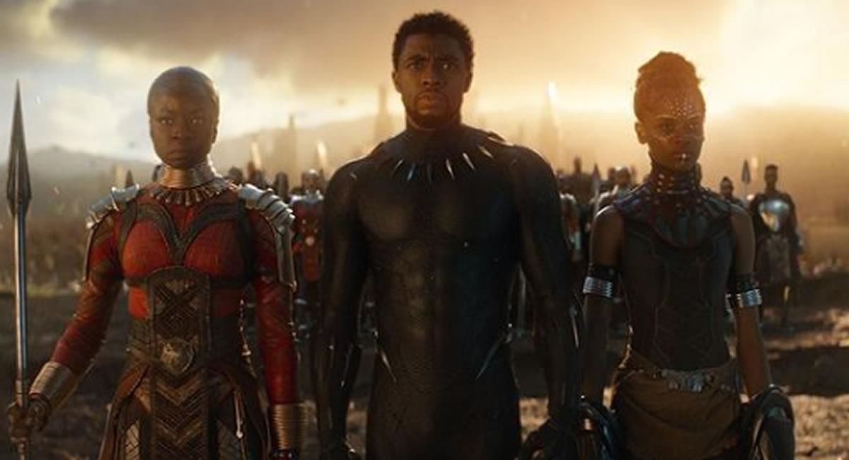 Boseman interpretó al superhéroe emblemático para la comunidad afroamericana en varios filmes. Foto: Instagram @Chadwickboseman