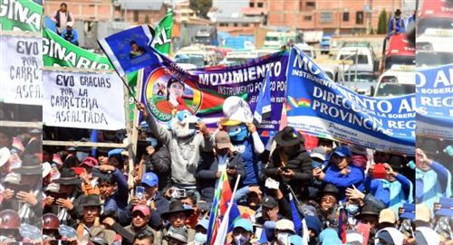 Oposición decide ir por separado a las subnacionales y cierra solo alianzas regionales