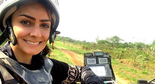 Suany Martínez representará a Bolivia en el Dakar 2021