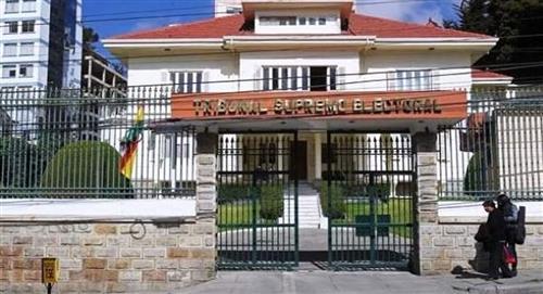 El TSE establece la Geografía Electoral para las elecciones subnacionales