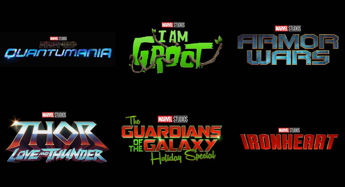 Proyectos nuevos de Marvel. Foto: Twitter @MarvelStudios