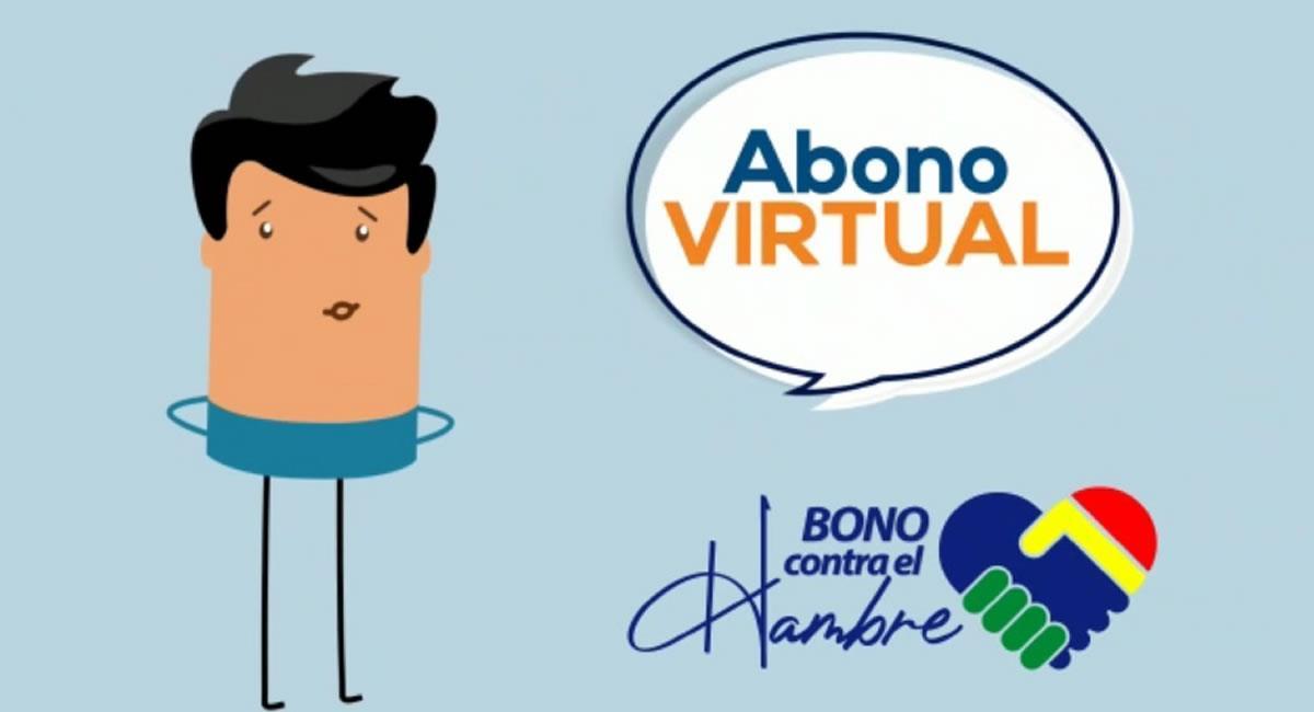 """Aplicación """"UNImóvil Plus"""" para tramitar el depósito del Bono Contra el Hambre. Foto: ABI"""