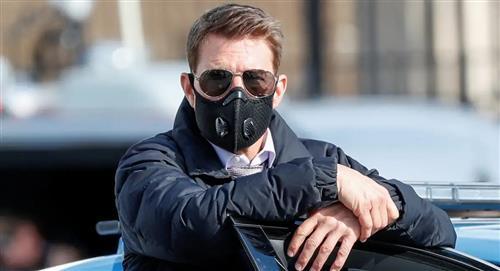 Tom Cruise explota en el rodaje de 'Mission Impossible 7' por incumplir con las medidas de bioseguridad