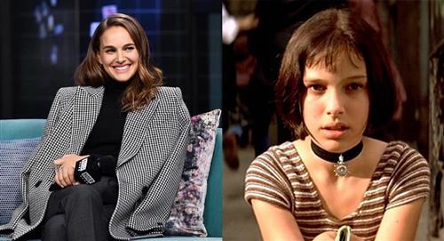 Natalie Portman habló del trauma que le causó ser sexualizada cuando era niña