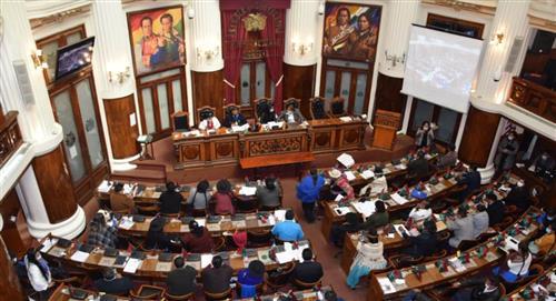 La oposición impugna el proyecto de ley sobre el impuesto a la riqueza