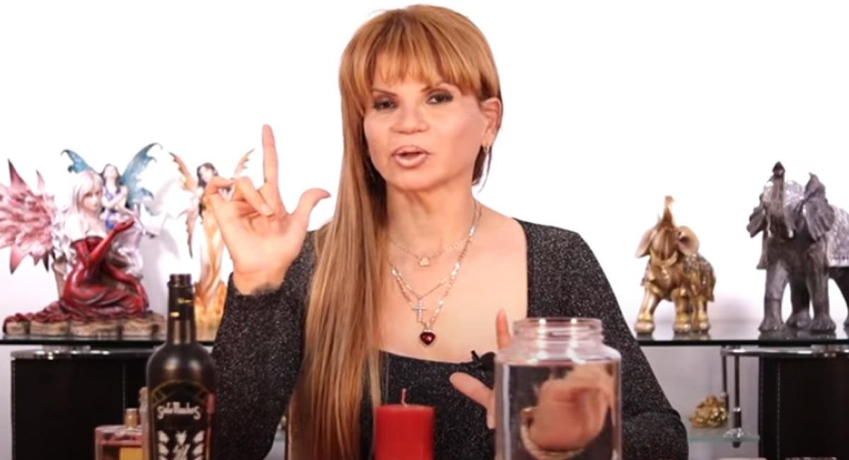Rituales de Mhoni Vidente para un 2021 exitoso. Foto: Youtube Captura de video / CanalOficial Mhonividente