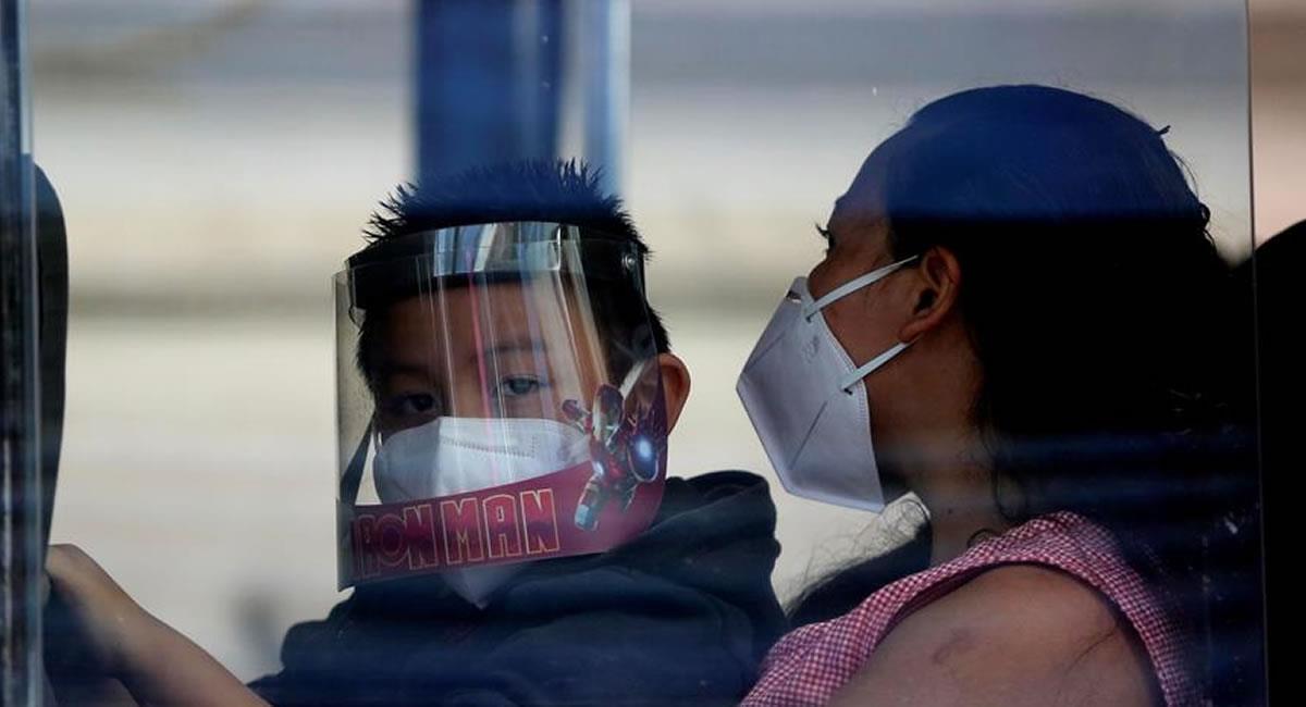 La covid causa más gravedad que la gripe y tres veces más mortalidad. Foto: EFE