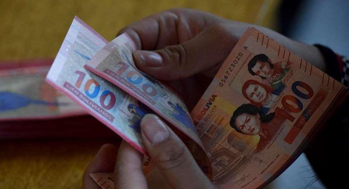 La economía boliviana decreció en un 9,56%. Foto: EFE