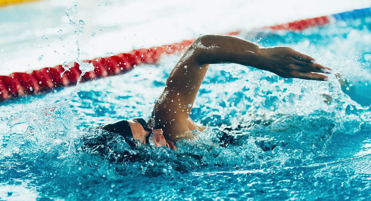 Castillo es el más rápido entre varios deportistas de países sudamericanos, según registros. Foto: Shutterstock