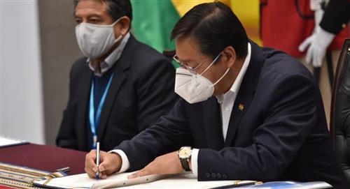 El Gobierno boliviano da luz verde a un impuesto a las grandes fortunas