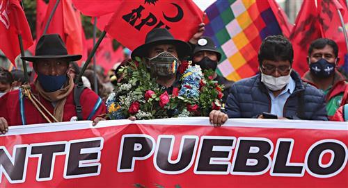 Los partidos se inscriben con fiesta a los comicios subnacionales bolivianos