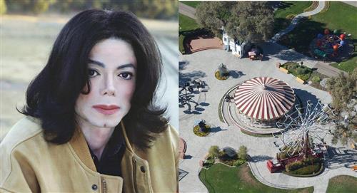 Neverland, el lujoso rancho de Michael Jackson, fue vendido por 22 millones de dólares