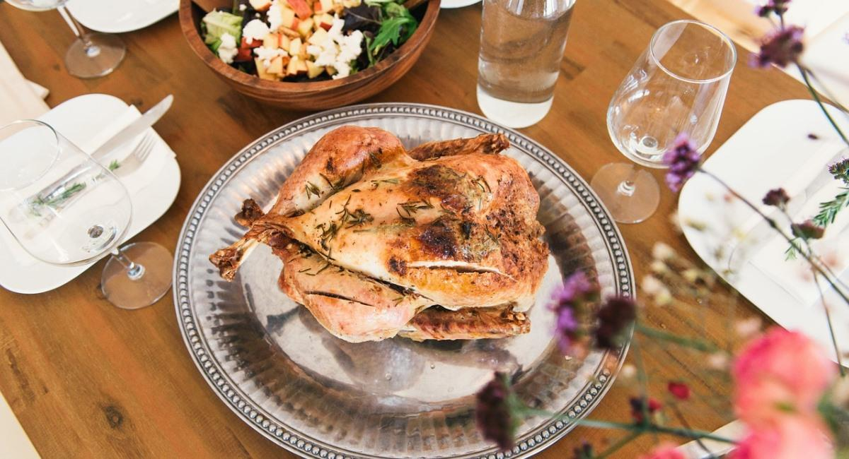 Recomendaciones de platos para la cena de este Año Nuevo. Foto: Pixabay