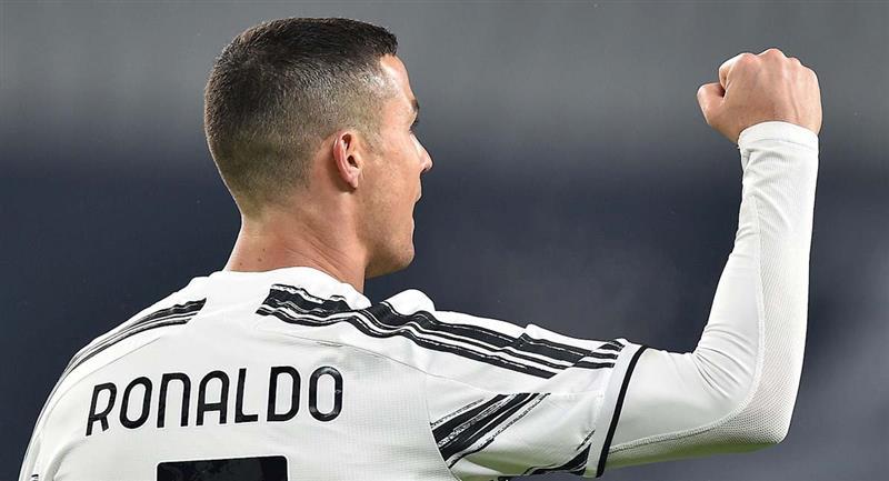 Cristiano Ronaldo, delantero de Juventus de Turín (Italia). Foto: EFE