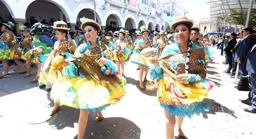 El carnaval boliviano Patrimonio de la Humanidad se suspende por la pandemia
