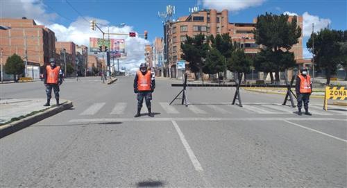 Descartan cuarentena rígida en La Paz, Santa Cruz y Cochabamba ante rebrote de covid-19