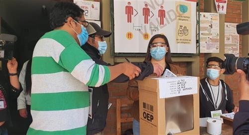121 organizaciones políticas ya tienen su franja en la papeleta de sufragio