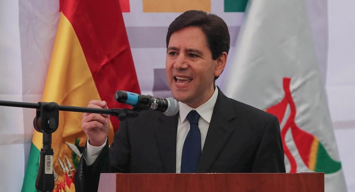 El presidente del TSE, Salvador Romero. Foto: EFE