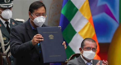 Bolivia asegura la compra de 5 millones de vacunas de Oxford y AstraZeneca
