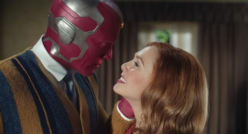 Llega a Disney+ la nueva serie de Marvel: 'WandaVision'