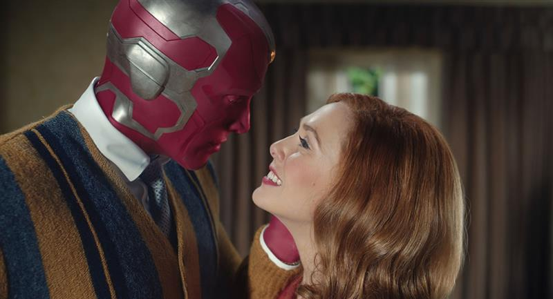 'WandaVision', la nueva serie de Marvel que llega a Disney+