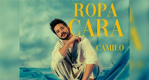 Camilo anuncia su nueva canción 'Ropa cara' y sus fans enloquecen