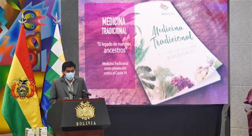 Presentan guía práctica de medicina ancestral para fortalecer sistema inmunológico