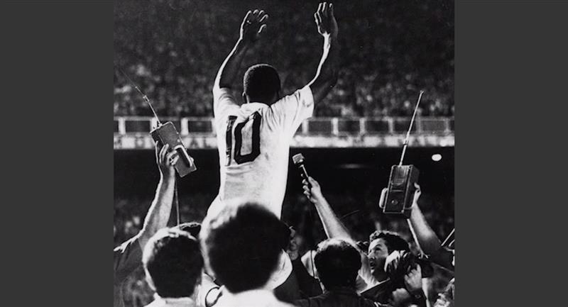 Pelé es catalogado como uno de los mejores jugadores del fútbol no solo de Brasil, sino de la historia. Foto: Instagram @Pele
