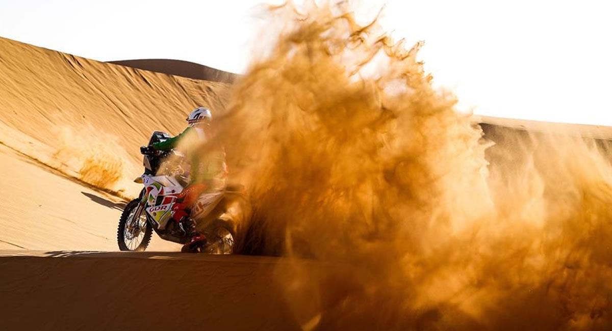 Conoce toda la clasificación del Rally Dakar 2021. Foto: EFE