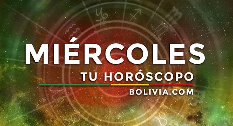 Horóscopo de este miércoles. Foto: Interlatin