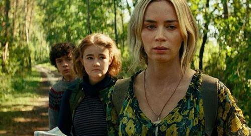 'Un lugar en silencio: parte II' tampoco se salva de los retrasos en Hollywood